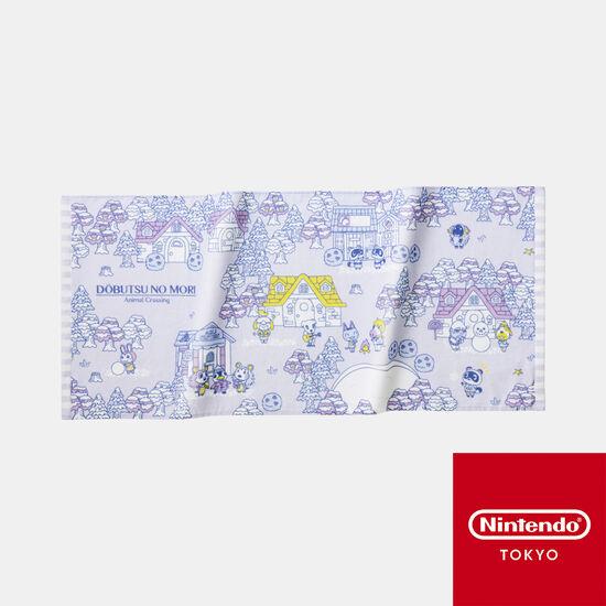 【新商品】フェイスタオル どうぶつの森【Nintendo TOKYO取り扱い商品】