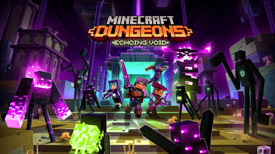 Minecraft Dungeons: Echoing Void (虚無の響き)