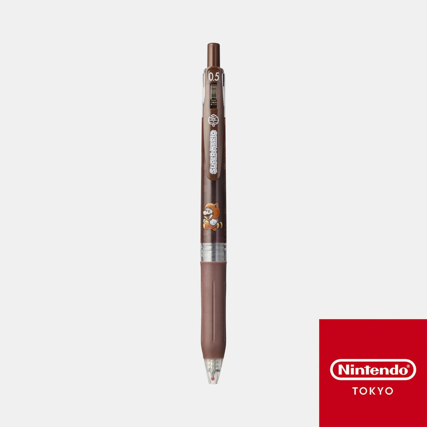 SARASAクリップ スーパーマリオ パワーアップ J【Nintendo TOKYO取り扱い商品】