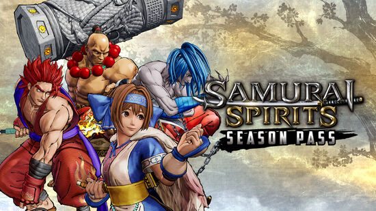 SAMURAI SPIRITS シーズンパス