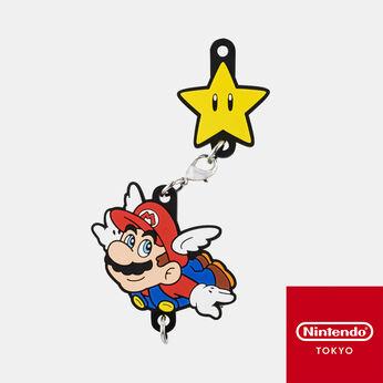 つながるラバーストラップ スーパーマリオ 3Dコレクション スーパーマリオ64【Nintendo TOKYO取り扱い商品】