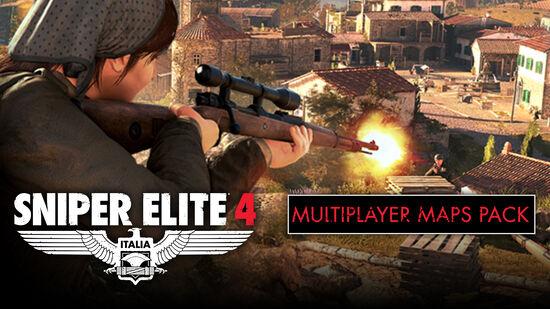 Sniper Elite 4 - Multiplayer Maps Pack