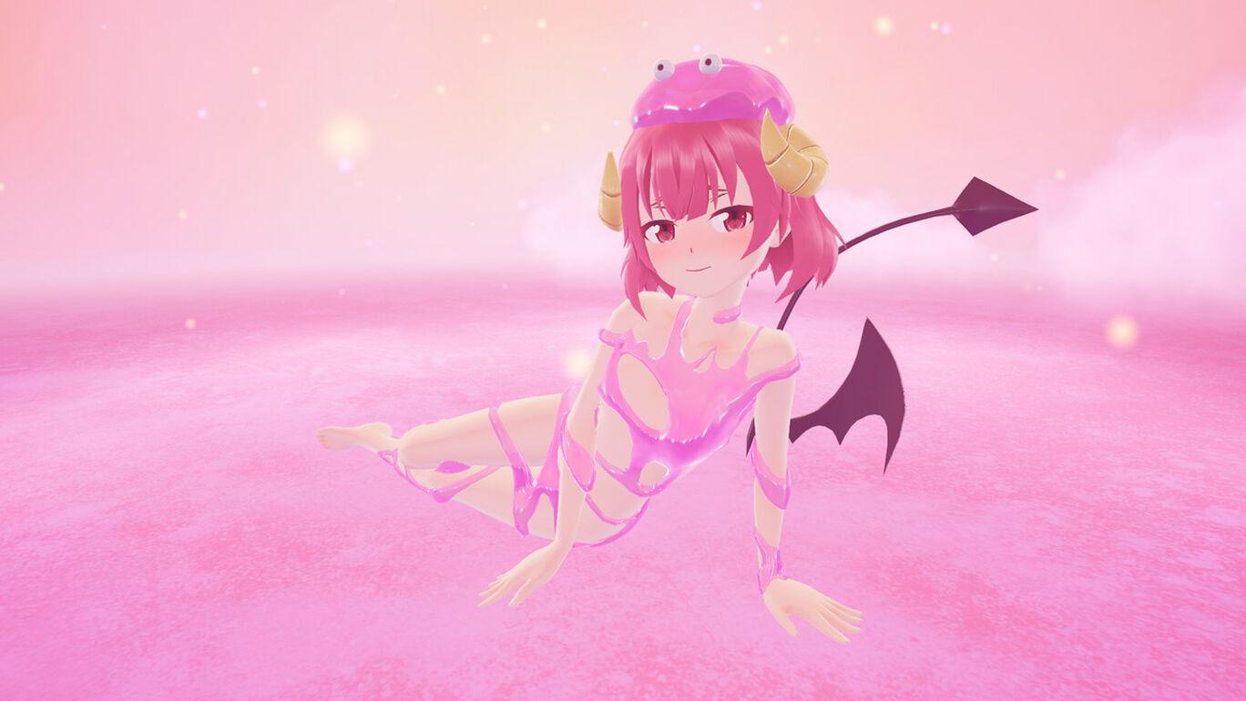 「ぷるりんスライム」衣装セット
