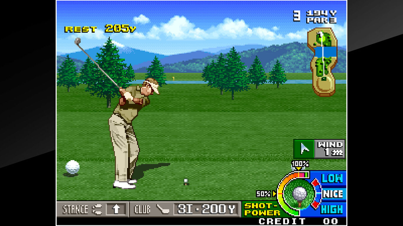 アケアカNEOGEO ビッグトーナメントゴルフ