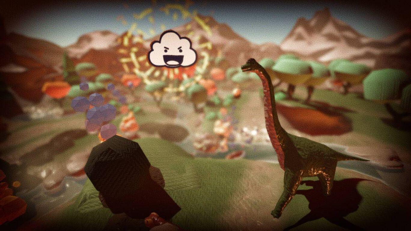 レインパレード: イタズラ雲の冒険 !