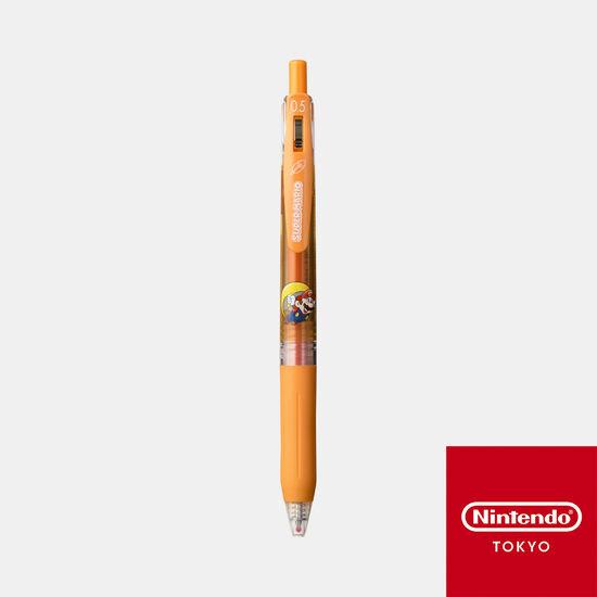 SARASAクリップ スーパーマリオ パワーアップ G【Nintendo TOKYO取り扱い商品】