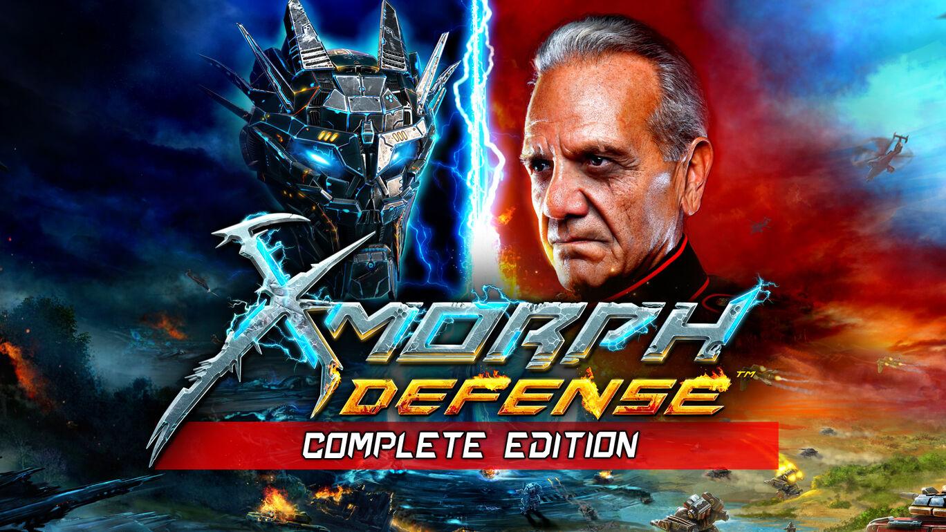 エックスモーフ:ディフェンス Complete Edition