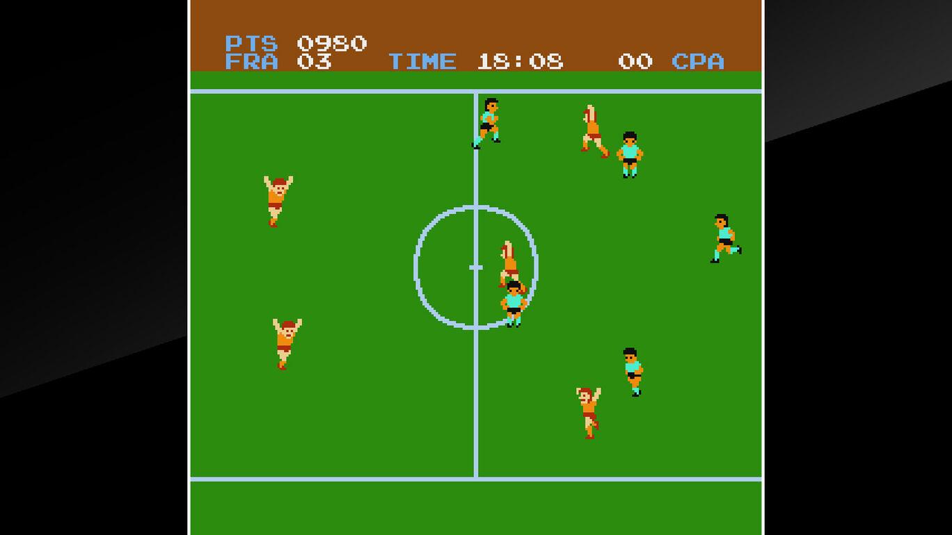 アーケードアーカイブス サッカー