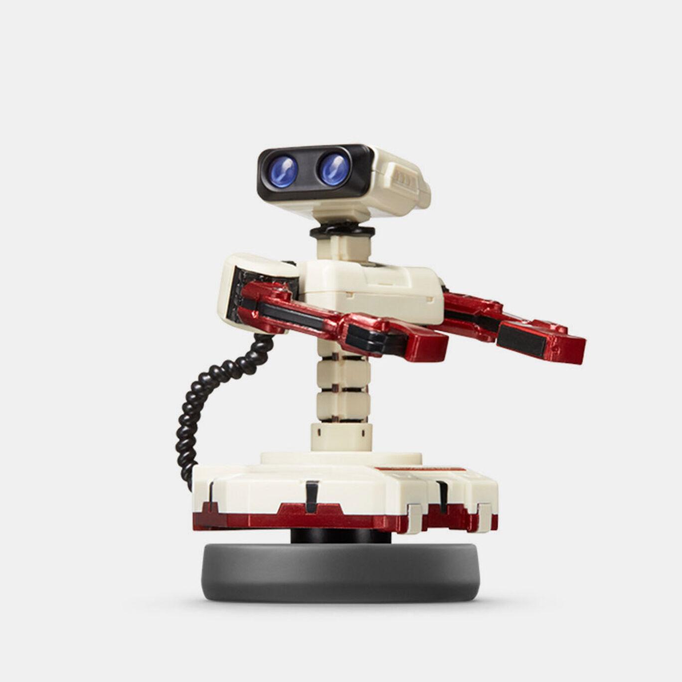 amiibo ロボット(大乱闘スマッシュブラザーズシリーズ)