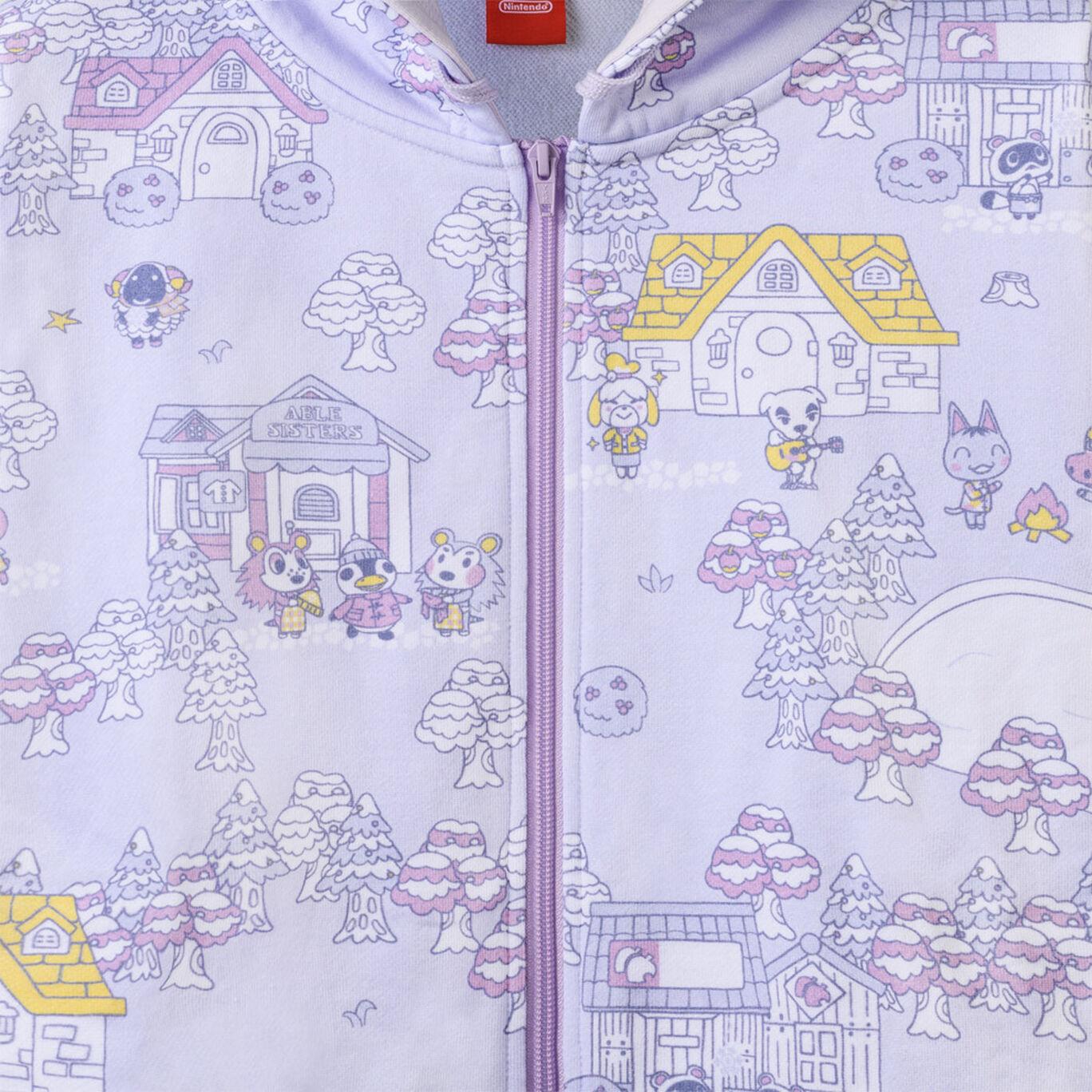【新商品】パーカー どうぶつの森【Nintendo TOKYO取り扱い商品】