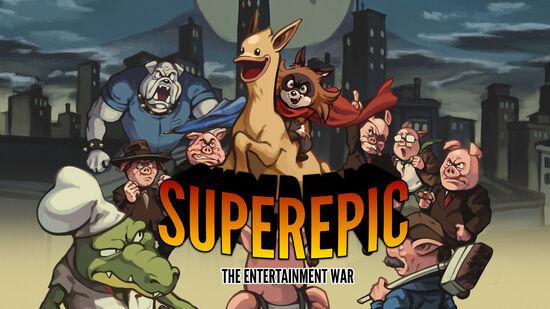 SuperEpic: すーぱーえぴっく
