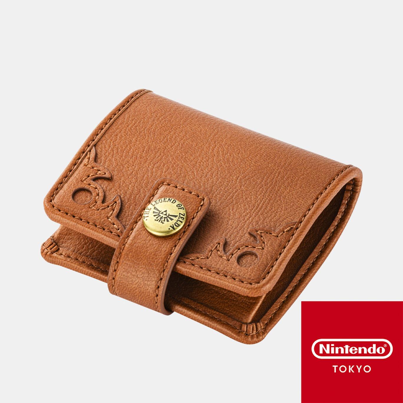 コインケース ゼルダの伝説【Nintendo TOKYO取り扱い商品】