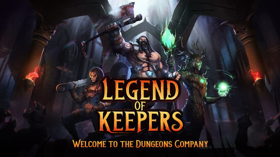 Legend of Keepers: Welcome to the Dungeons Company
