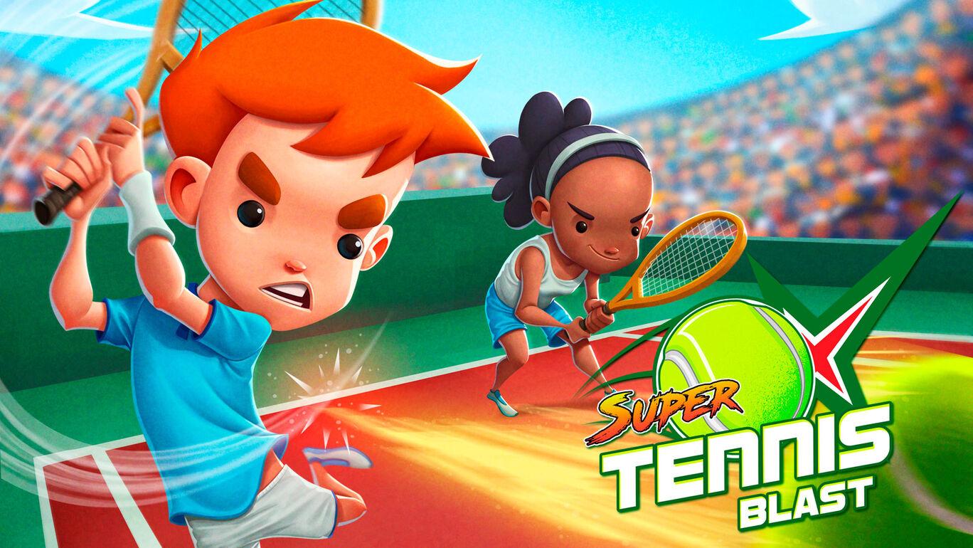 Super Tennis Blast(スーパーテニスブラスト)
