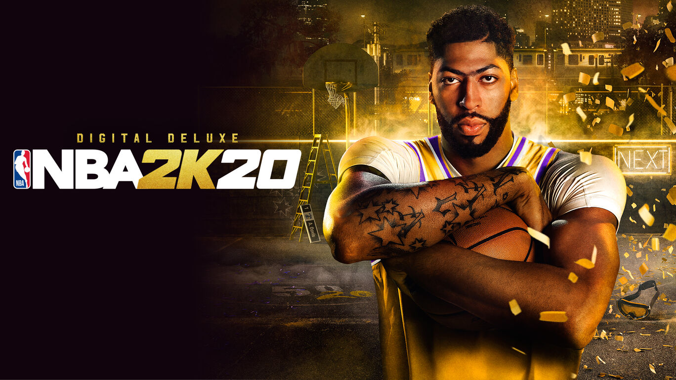 NBA 2K20 デジタル デラックス エディション