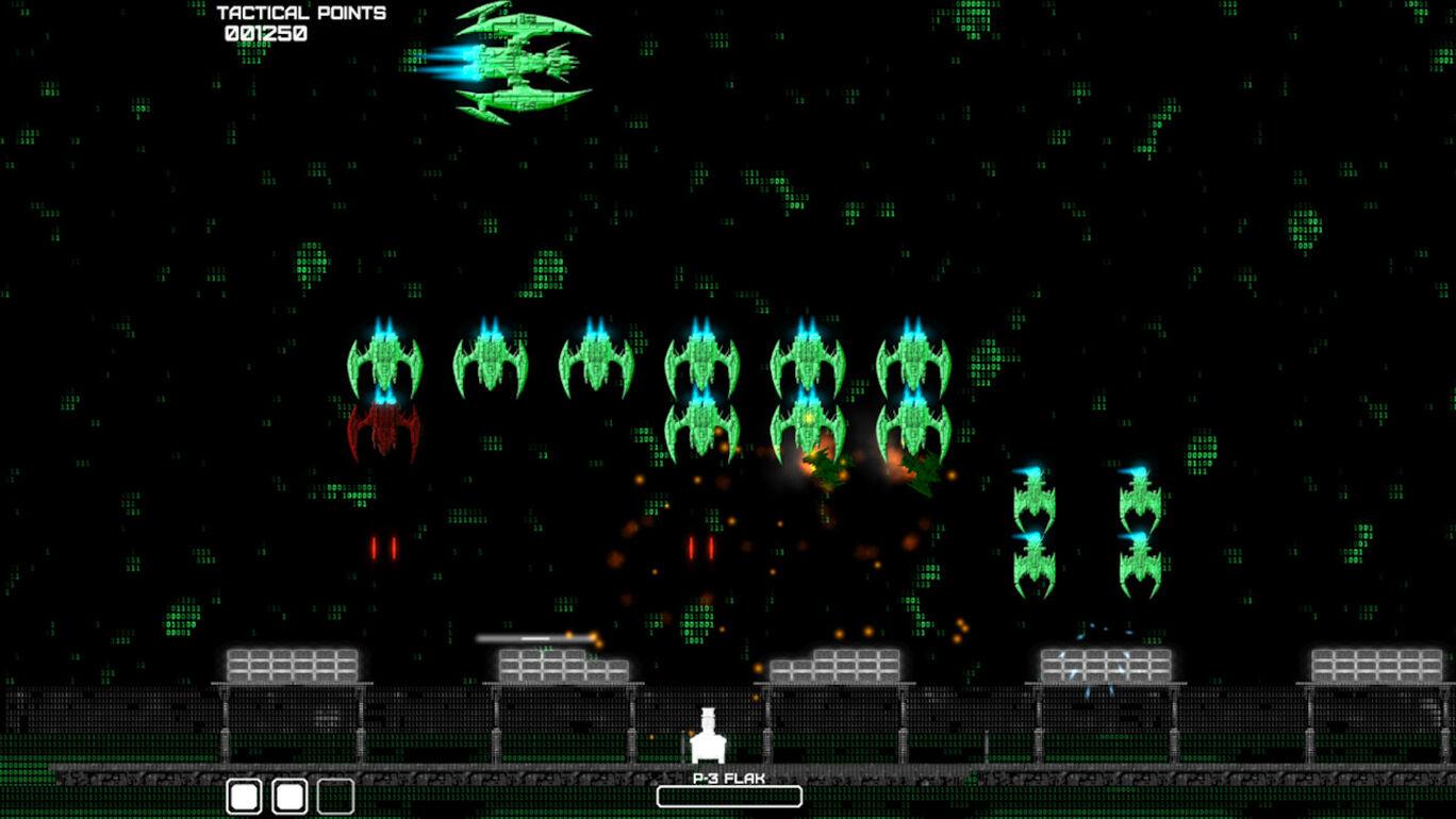 Space Aliens Invaders (スペースエイリアンインベーダー)