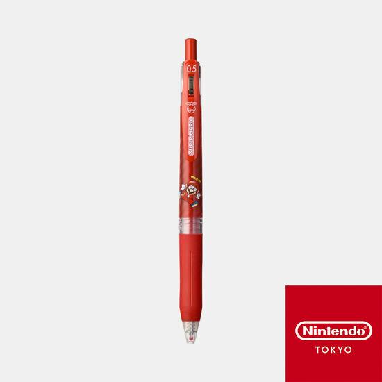 SARASAクリップ スーパーマリオ パワーアップ I【Nintendo TOKYO取り扱い商品】