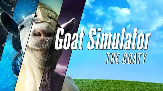 Goat Simulator: The GOATY(ゴートシミュレーター)