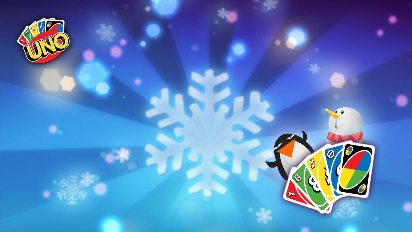 UNO® Winterテーマ ダウンロードコンテンツ