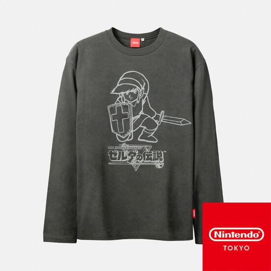 ロンT ゼルダの伝説 【Nintendo TOKYO取り扱い商品】