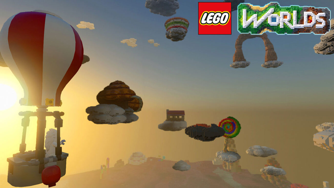 LEGO®ワールド 目指せマスタービルダー