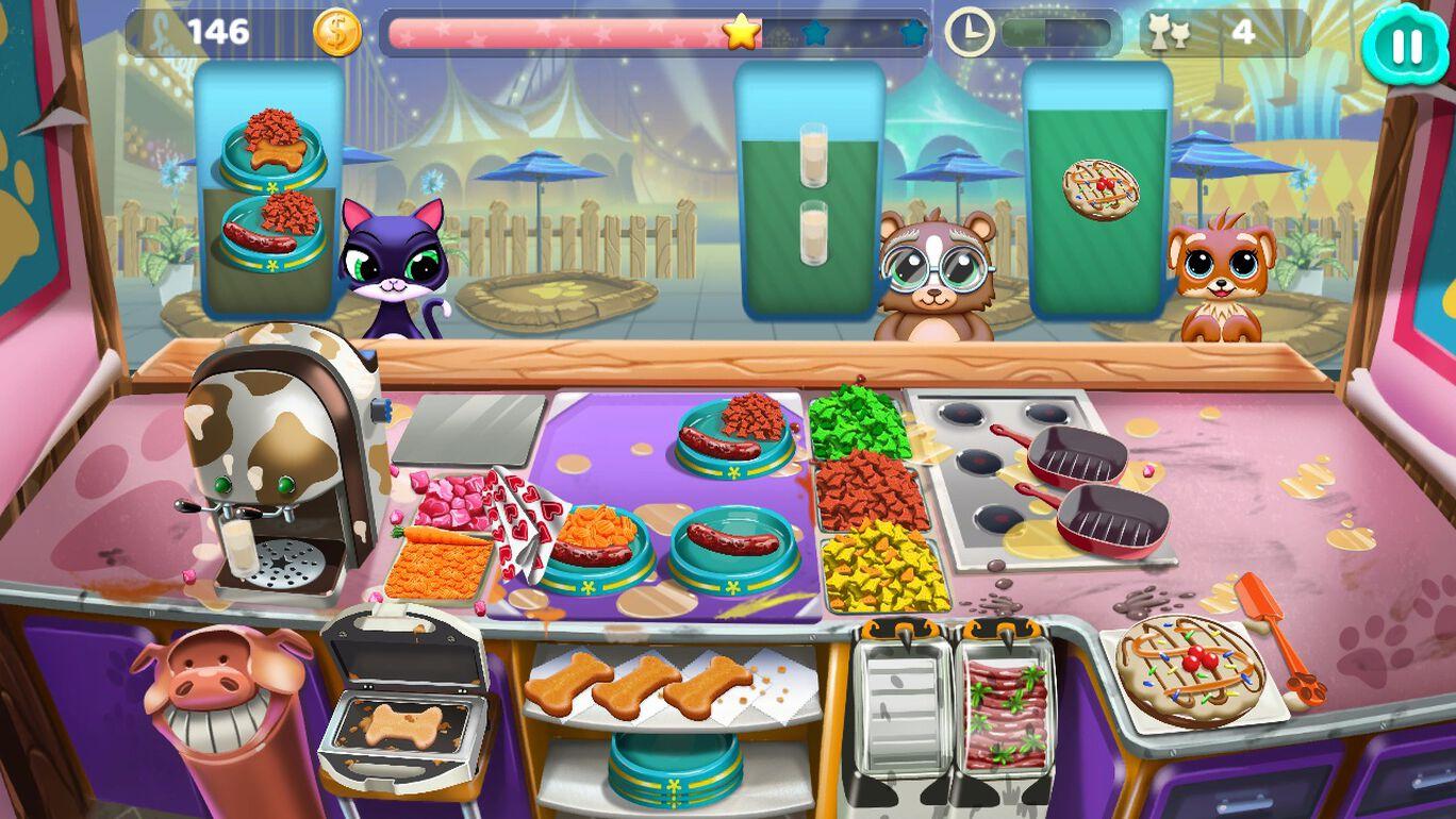 Pet Shop Snacks - ペットショップ スナック 拡張パック #1