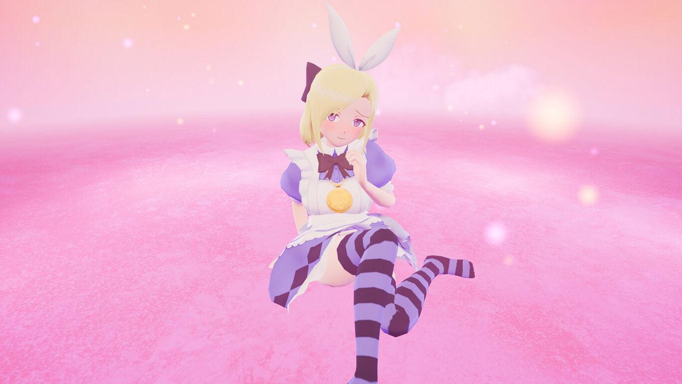 「アリスの不思議なドレス」衣装セット