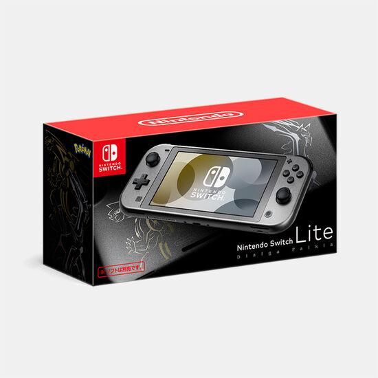 Nintendo Switch Lite ディアルガ・パルキア