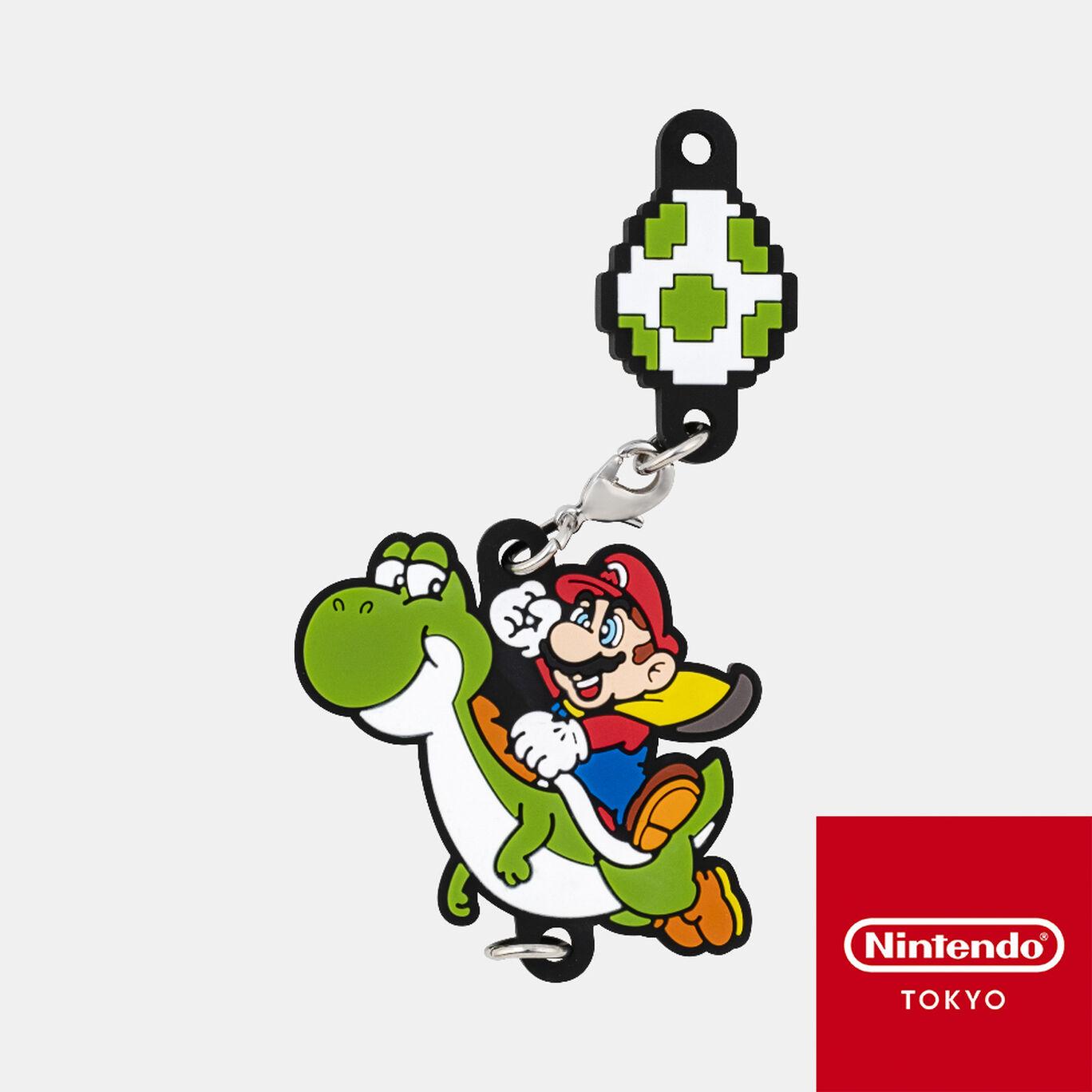 つながるラバーストラップ スーパーマリオワールド【Nintendo TOKYO取り扱い商品】