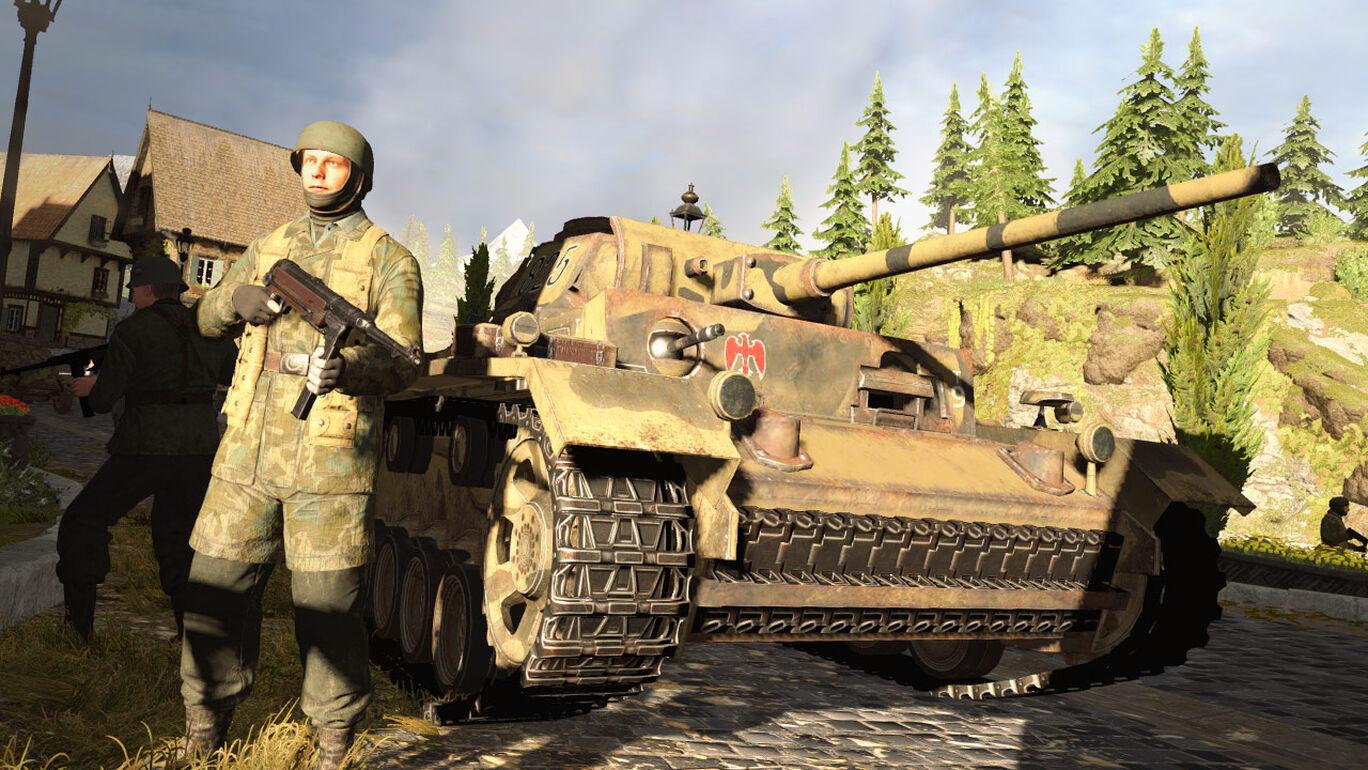 Sniper Elite 4 - Deathstorm Part 3: Obliteration