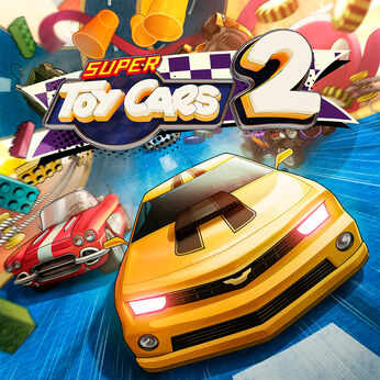 Super Toy Cars2