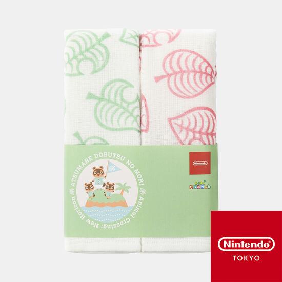 【新商品】キッチンクロスセット あつまれ どうぶつの森【Nintendo TOKYO取り扱い商品】