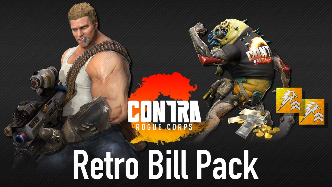 Retro Bill Pack