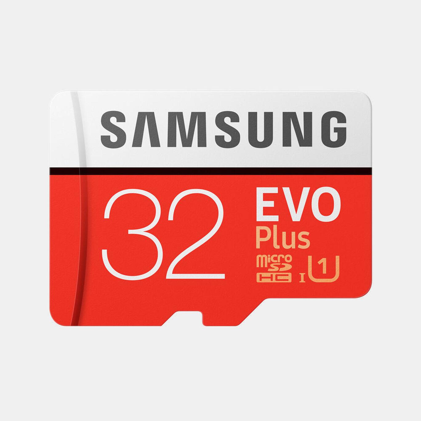 Samsung microSDHCカード EVO Plus 32GB