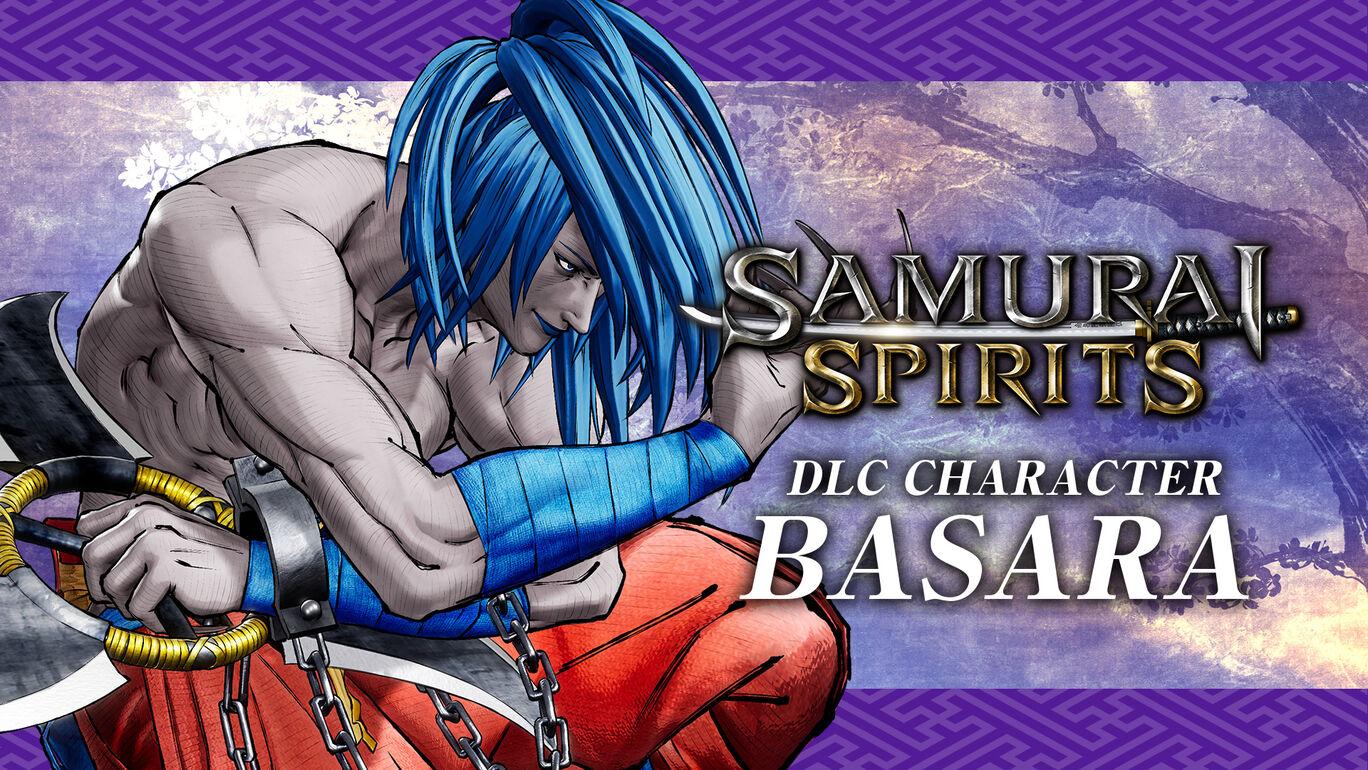 DLCキャラクター 「首斬り破沙羅」
