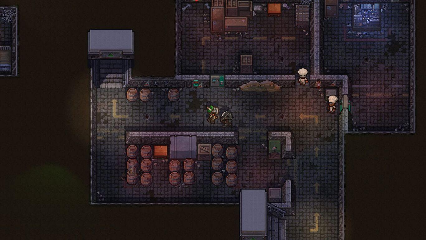 追加コンテンツ「おんぼろ監獄城」