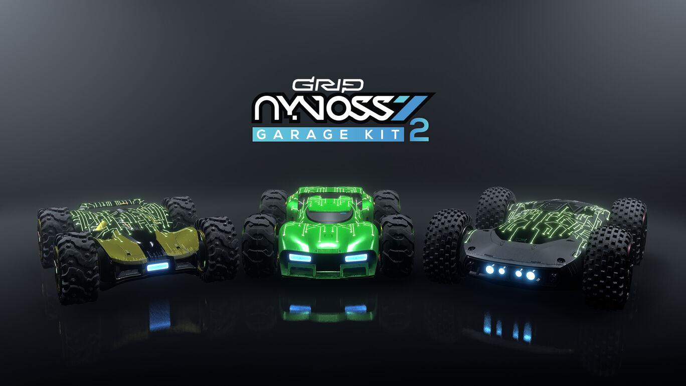 追加コンテンツ「Nyvossガレージキット2」