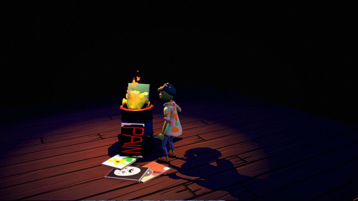 パスパルトゥー:アーティストの描いた夢