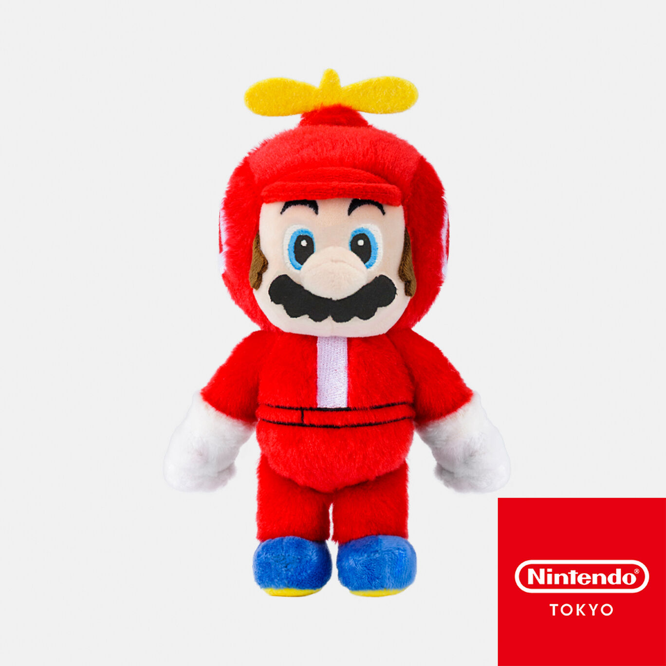 マスコット スーパーマリオ パワーアップ B【Nintendo TOKYO取り扱い商品】
