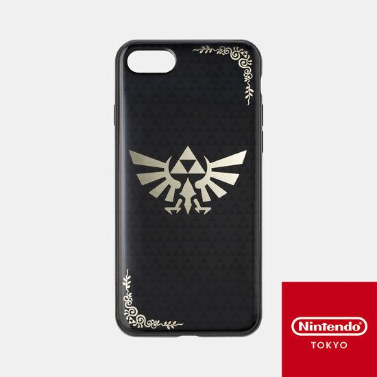 スマホカバー ゼルダの伝説 iPhone 8/7 対応【Nintendo TOKYO取り扱い商品】