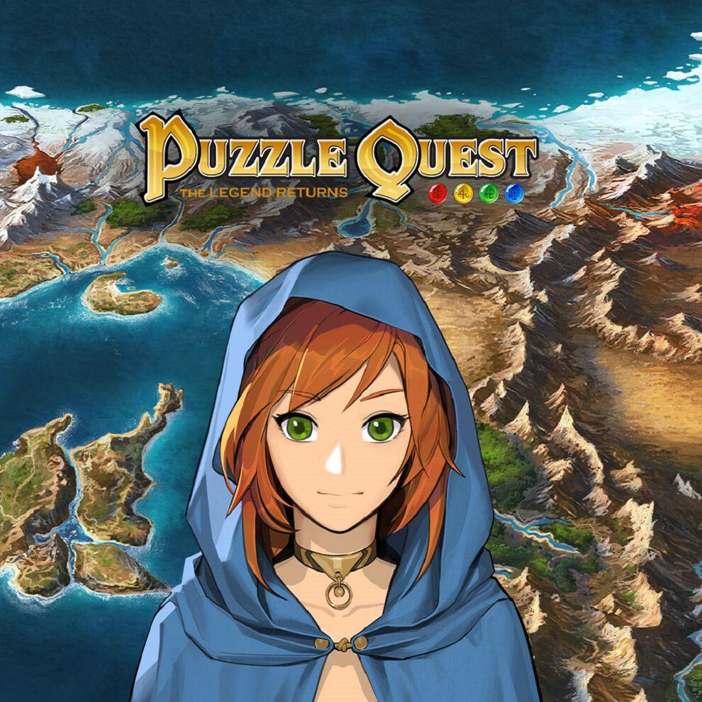 Puzzle Quest:The Legend Returns