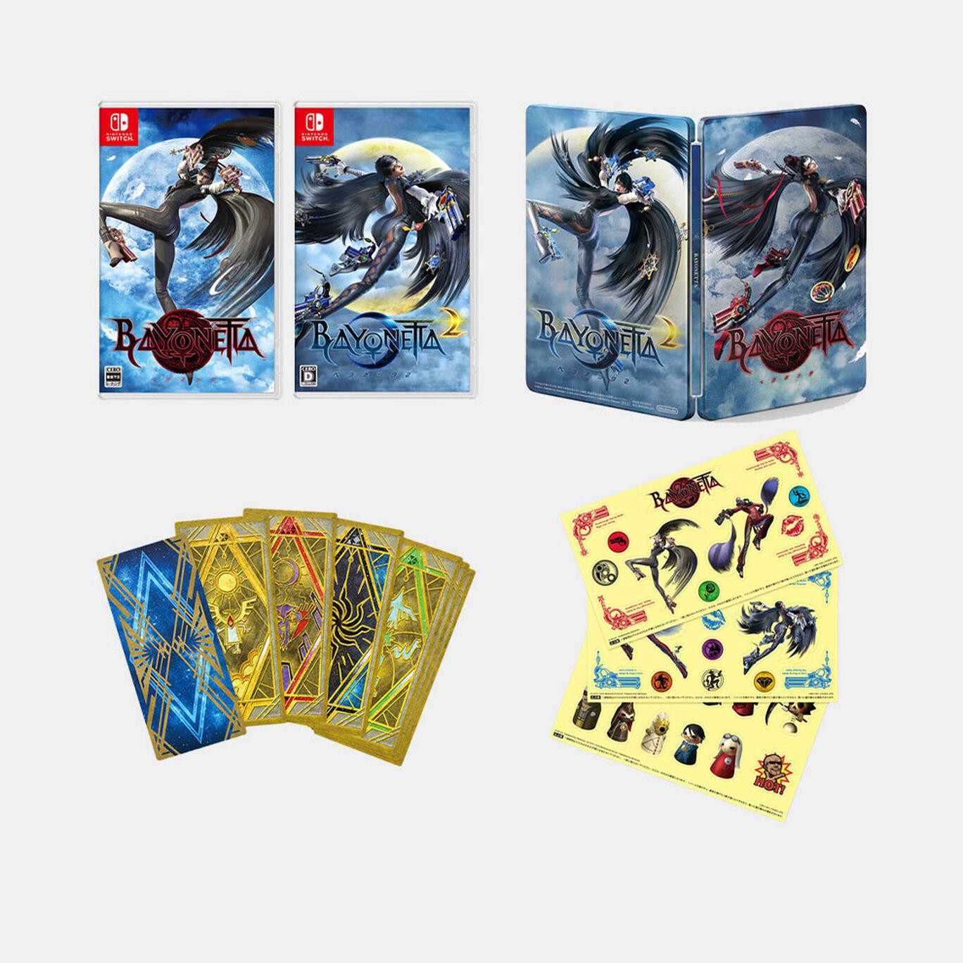 ベヨネッタ ∞CLIMAX EDITION(ゲームカードなし) ※特典のみ