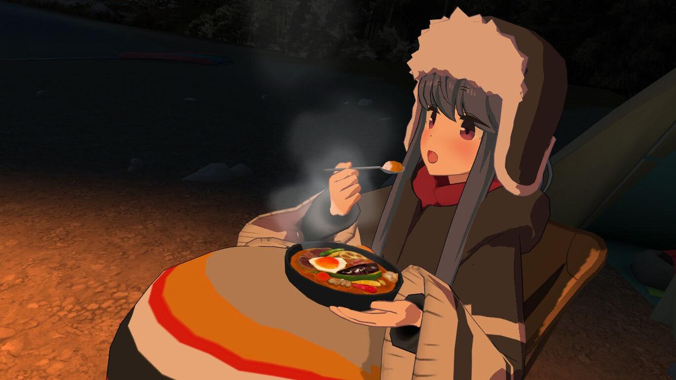 ゆるキャン△ VIRTUAL CAMP ~本栖湖編~