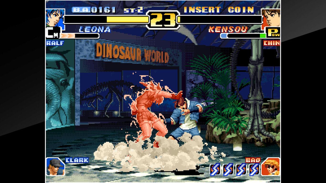アケアカNEOGEO ザ・キング・オブ・ファイターズ '99