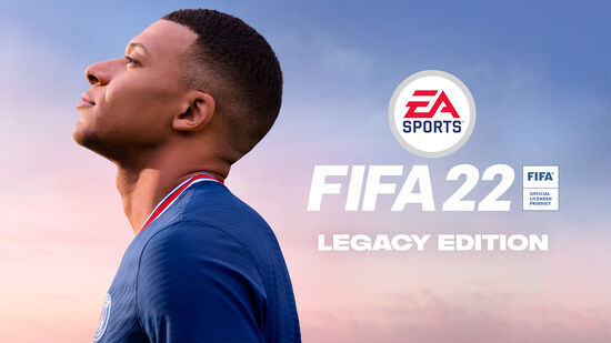 EA SPORTS™ FIFA 22 Nintendo Switch™ Legacy Edition