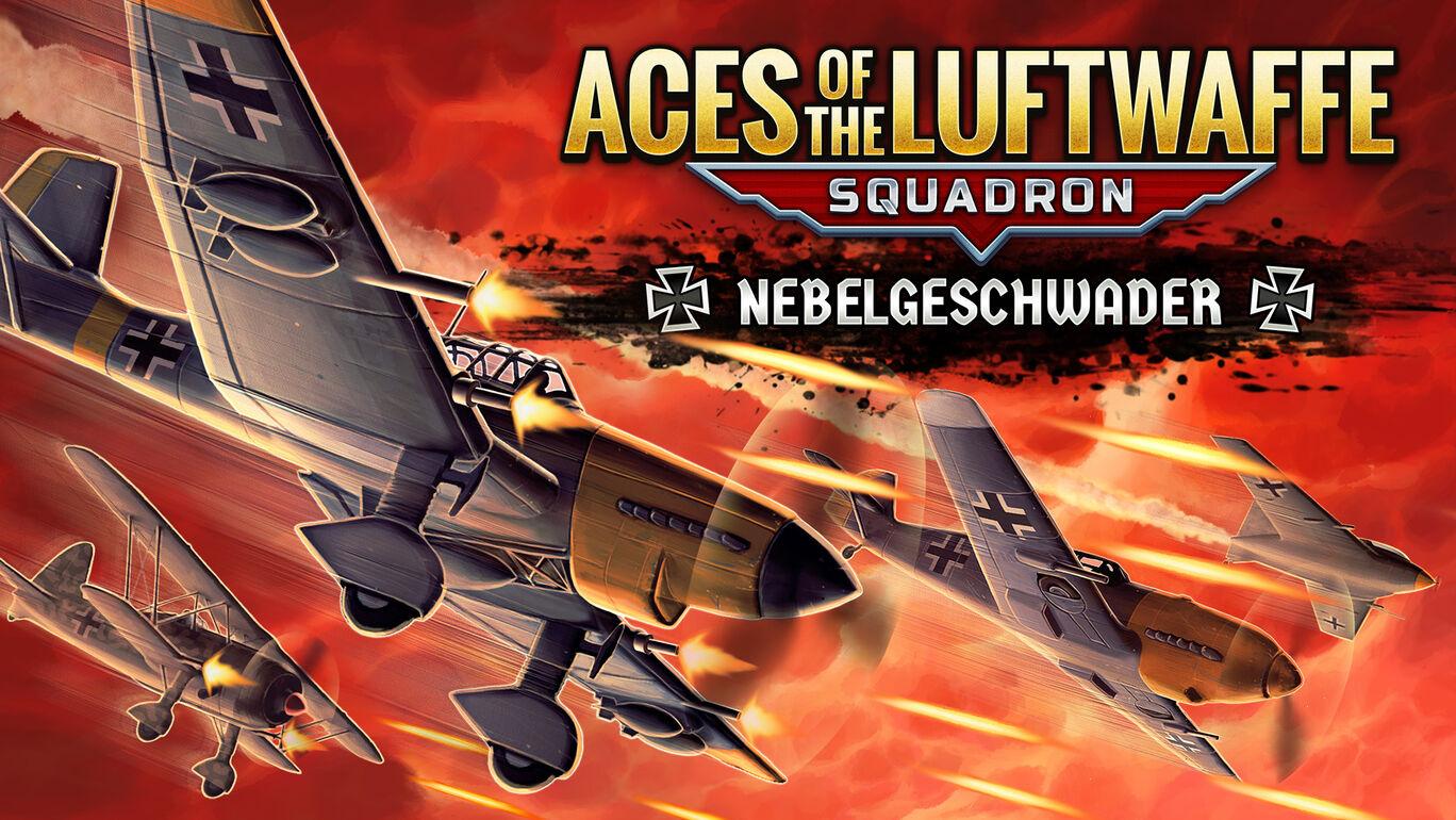エース・オブ・ルフトバッフェ -スクアドロン- ドイツ軍 追加キャンペーン「霧の小隊」