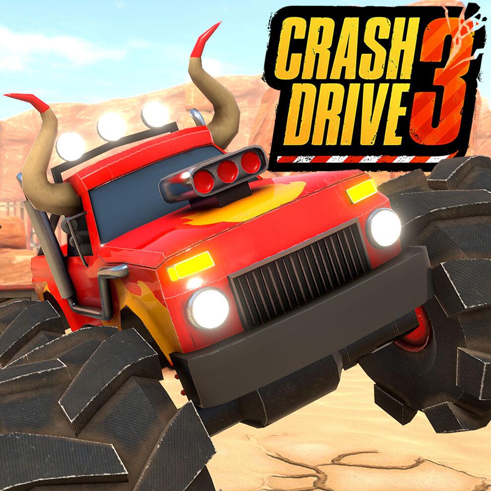 クラッシュドライブ3