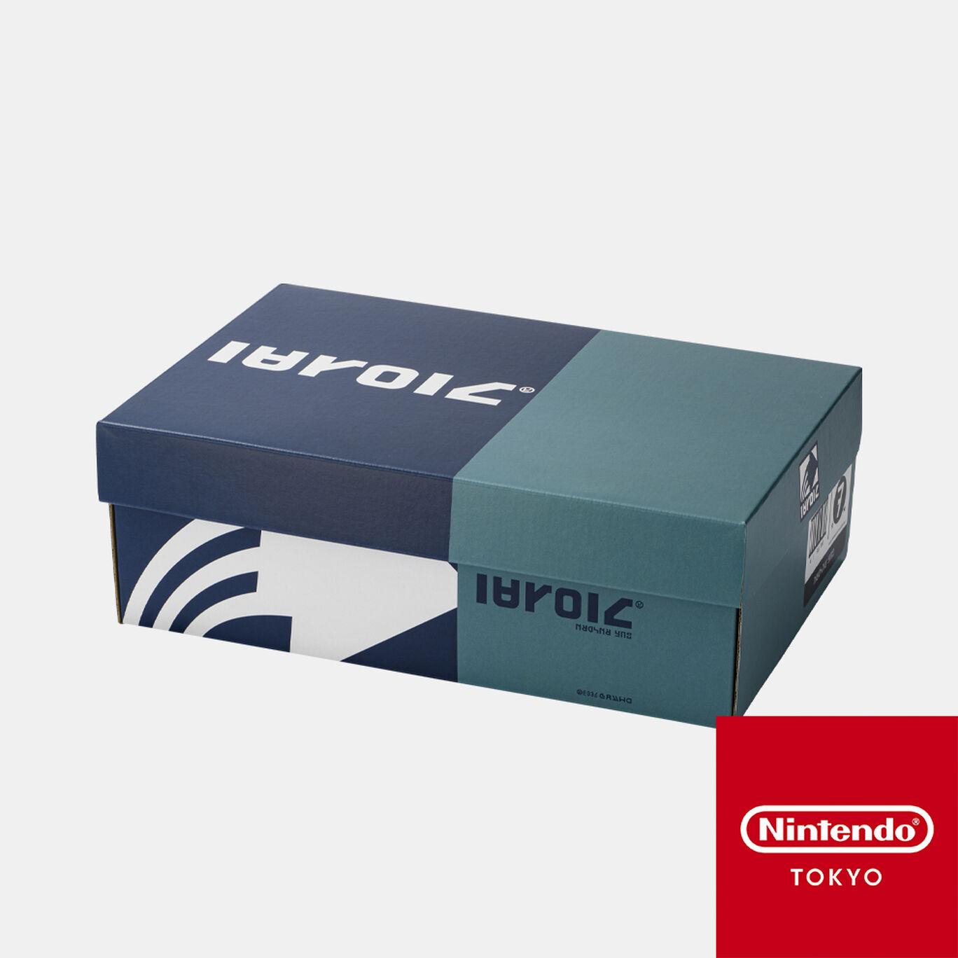 シューズボックス風収納BOX B INK YOU UP【Nintendo TOKYO取り扱い商品】