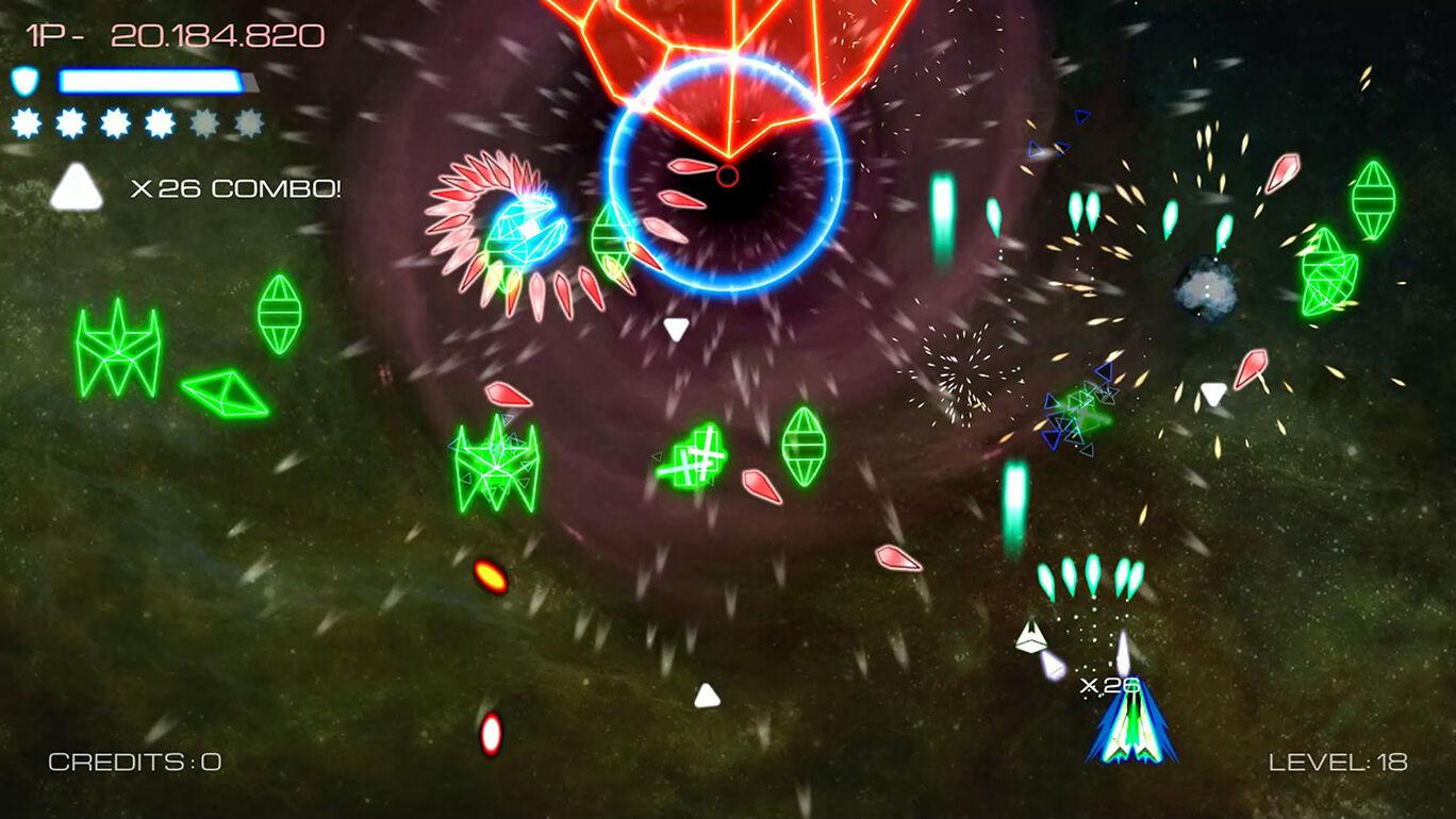 Vortex Attack EX (ボルテックスアタック EX)
