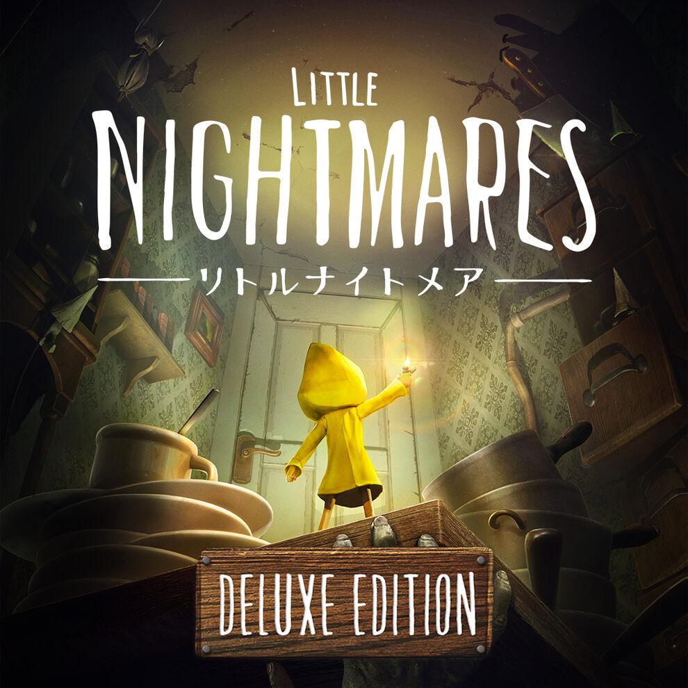 LITTLE NIGHTMARES-リトルナイトメア- Deluxe Edition ダウンロード版 ...